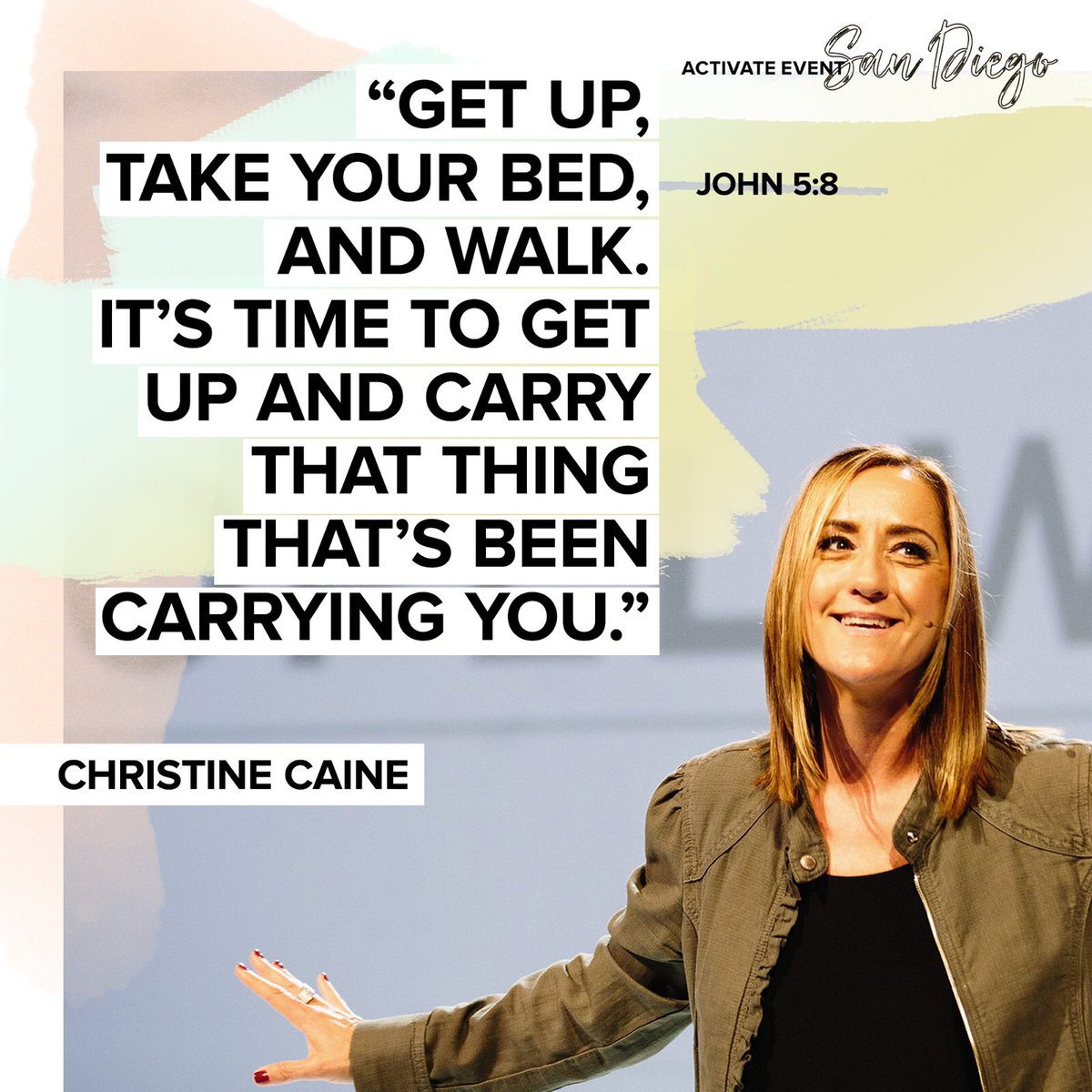 Christine Caine On Twitter Never Forget God Can Use The Broken