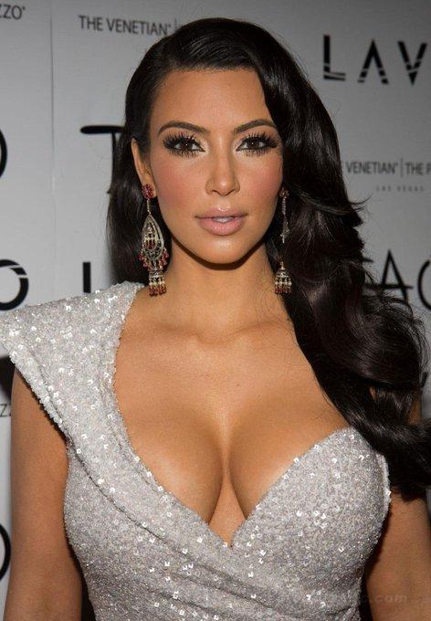 Happy happy birthday to my wife Kim Kardashian