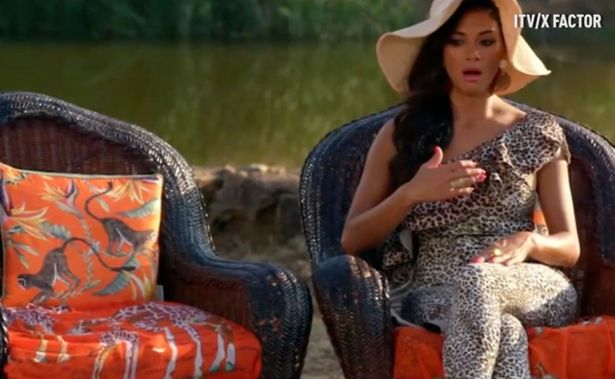 #XFactor's Nicole gets emergency treatment at Judges' Houses in South Africa https://t.co/UsNeg7gyBz