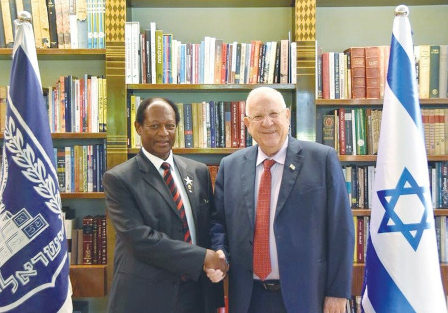 South African Christian group visits Israel on peace mission https://t.co/XaJvZZl0tz