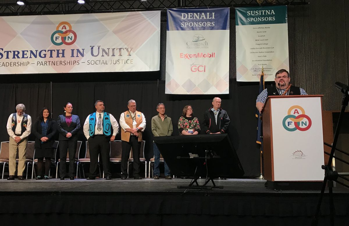 'Monumental steps forward': A new opinion issued by Alaska's attorney general supports tribal sovereignty https://t.co/ApAt1k47nU