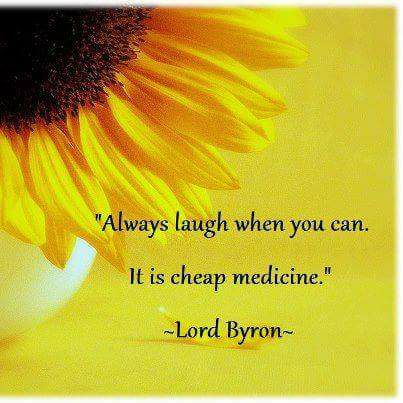 We love this!  (Via #Pinterest ) #LordByron #Byron #Laughter #TakingSteps<br>http://pic.twitter.com/I1ciUH3dTN