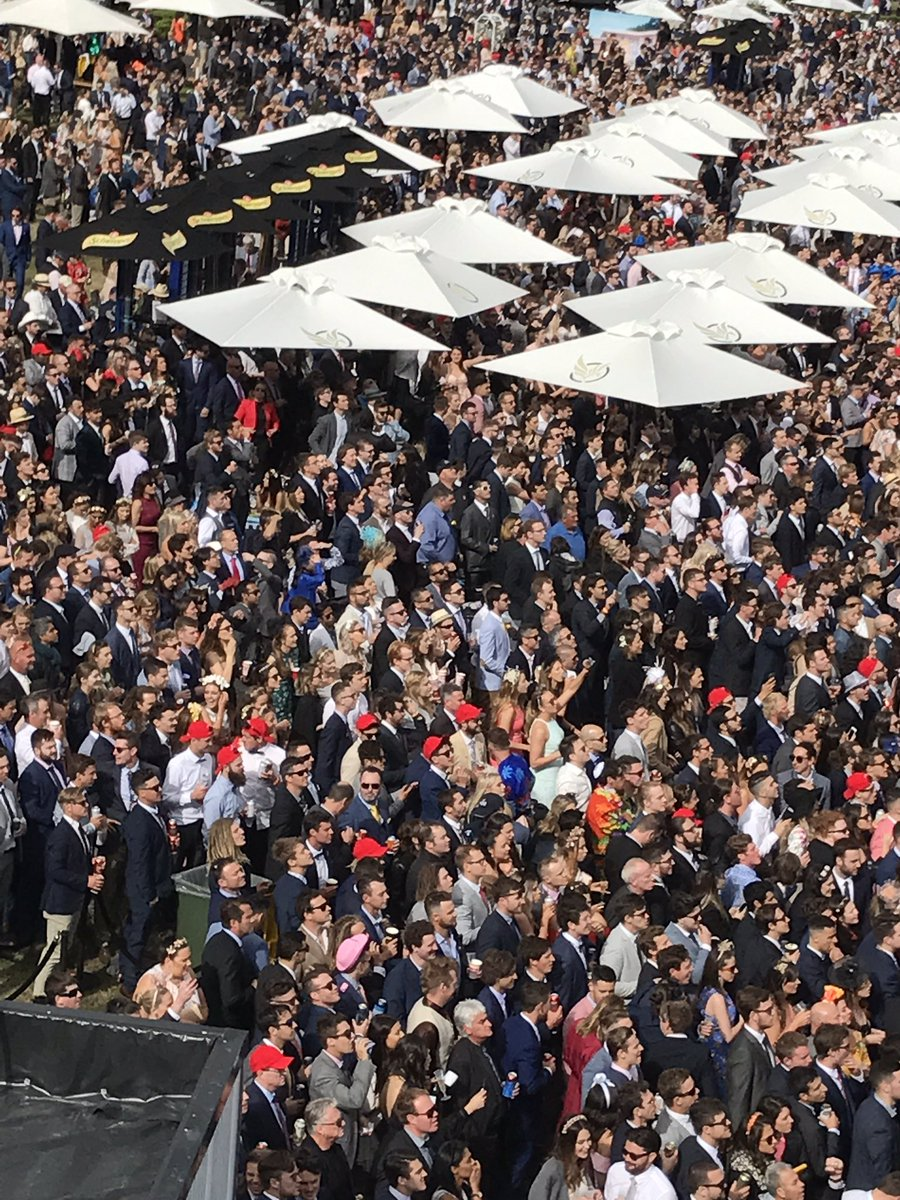 That is a wrap from me fantastic crowd congrats Lindsay Park Thanks for all the support @SomeAreBent @Globalgallop @Caulfield #proud #11cc<br>http://pic.twitter.com/q4NbpKW8Zo