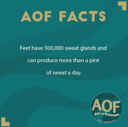 Don&#39;t forget to wear socks! #facts #funfacts #DidYouKnow #NowYouKnow #health #floattherapy #floating #float #floatspa #relax #recover<br>http://pic.twitter.com/YfgjIi1QVx