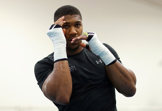 Anthony Joshua wanted an old rival to replace injured Kubray Pulev in next weekend's Cardiff bout https://t.co/VUTVoVydTj