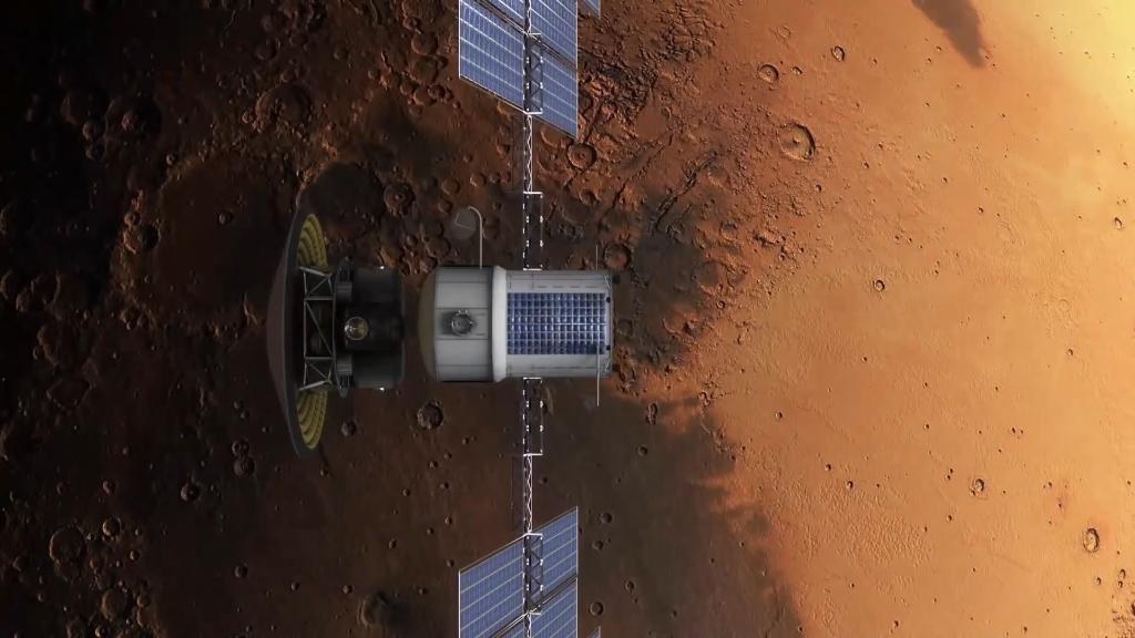 In pursuit of Mars, researchers address one of their greatest challenges: space radiation:  https://t.co/8s0Lsy8bbO https://t.co/DKP83jL7i4