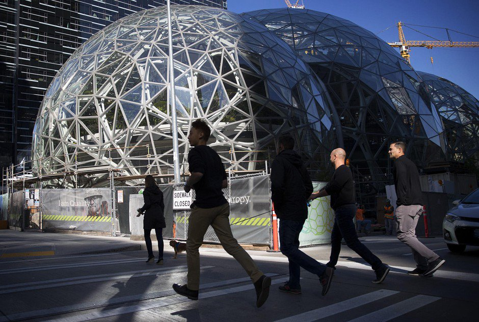 Seattle has 5 big pieces of advice for Amazon's #HQ2 winner https://t.co/Iv1MSZn0MJ