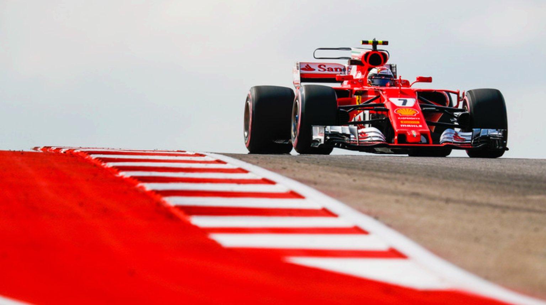 Amerikai Nagydíj: Hamiltoné a pole, Kimi csak ötödik...