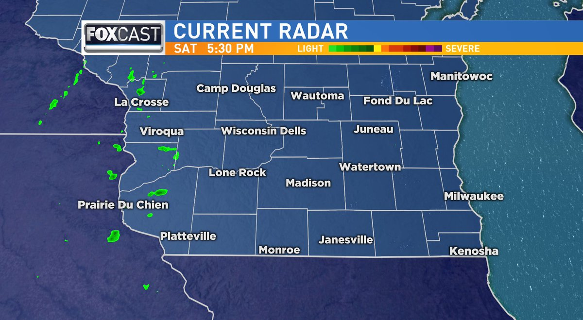 Your current southern Wisconsin radar view. #wiwx Find out more here: https://t.co/ySBeLGGlUe