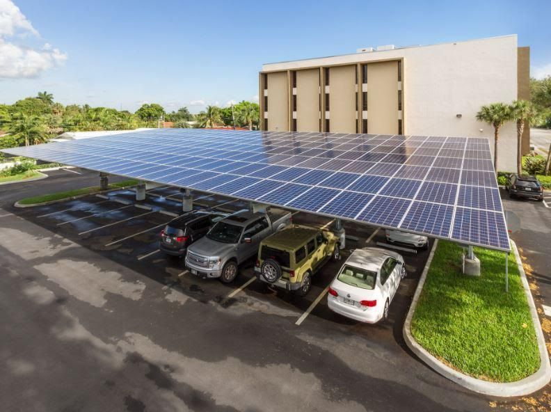 RT if you think every parking garage should get a #solar upgrade like the 7000 that just did in Maryland  https:// buff.ly/2yE6SeS  &nbsp;   #renewables<br>http://pic.twitter.com/qHxK7xkaUG