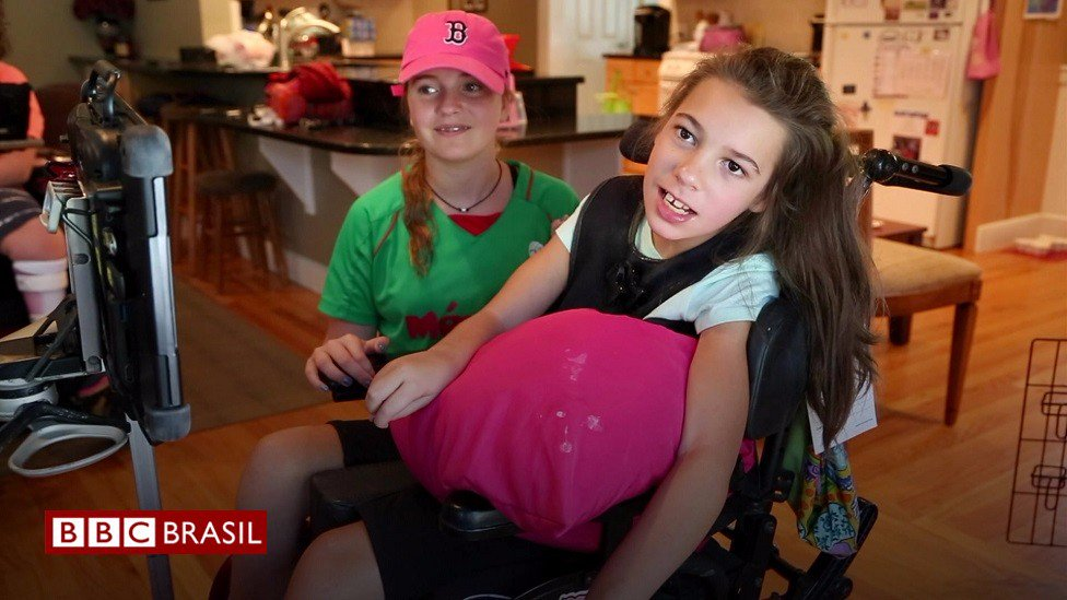 #VÍDEO A tecnologia que deu voz a duas meninas que não podiam falar https://t.co/puZumijEGx