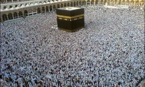 Increíble manifestación en La Meca en co...