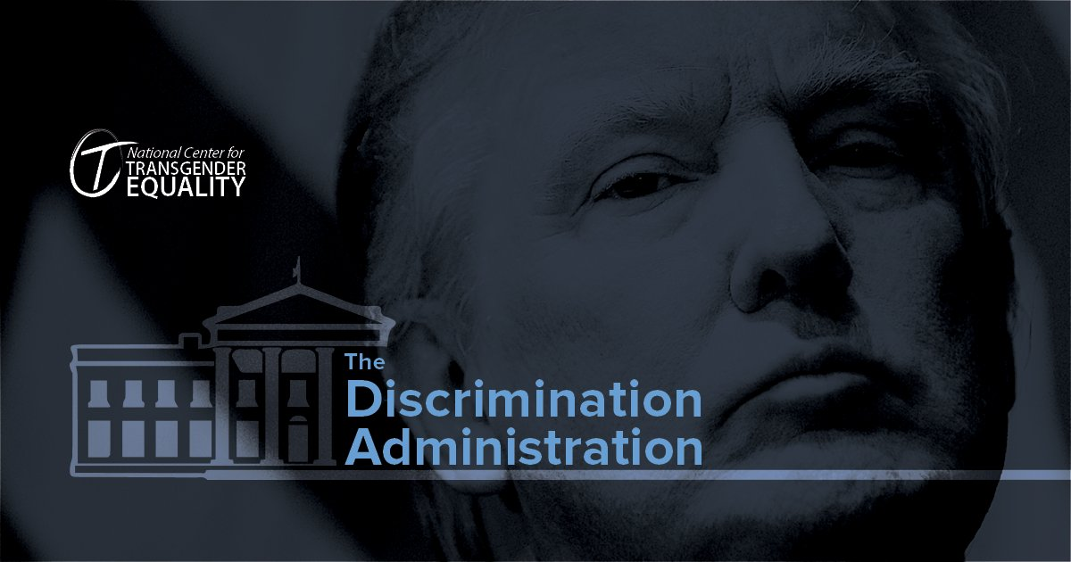 The Trump-Pence Administration keeps targeting #trans people. Read their record:  https:// buff.ly/2x8BIJy  &nbsp;   <br>http://pic.twitter.com/ZMvXQaggU9