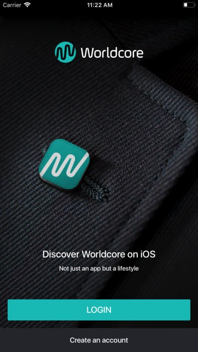 Worldcore&#39;s new iOS application is now live! Manage your accounts and transactions conveniently and securely. #worldcore #ios #app #ico #btc<br>http://pic.twitter.com/HooXw4M6eh