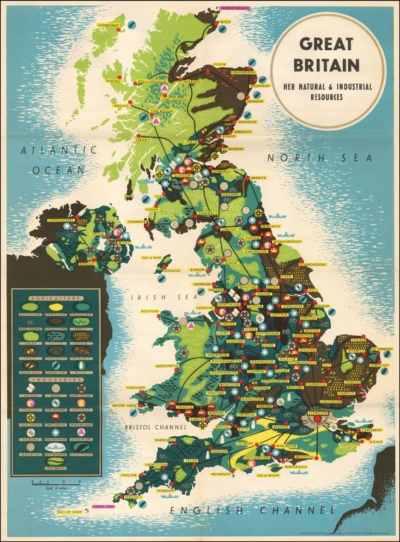 Vintage 1942 #map of resources in #UK looks so hip it could've been produced by a hipster 2017 designer!  https:// buff.ly/2yxNj90  &nbsp;   <br>http://pic.twitter.com/VjdgLRLvCW