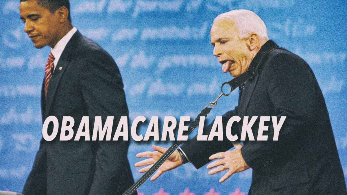 #McCain Still Working 2 Save #ObamaCare illegal unconstitutional subsidy funding (according 2 judicial ruling) WATCH: https:// youtu.be/4Q0Ivmor73g  &nbsp;  <br>http://pic.twitter.com/IMFtj7GH0X