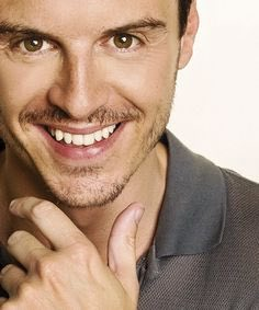 Happy Birthday Andrew Scott, hoping your day is full of smiles.  X