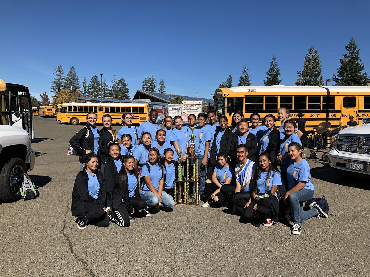 These kids amaze me more &amp; more everyday, they had a great performance &amp; brought home 1st place overall at the Del Oro Band Review!#proud <br>http://pic.twitter.com/i5sUo9a0R0