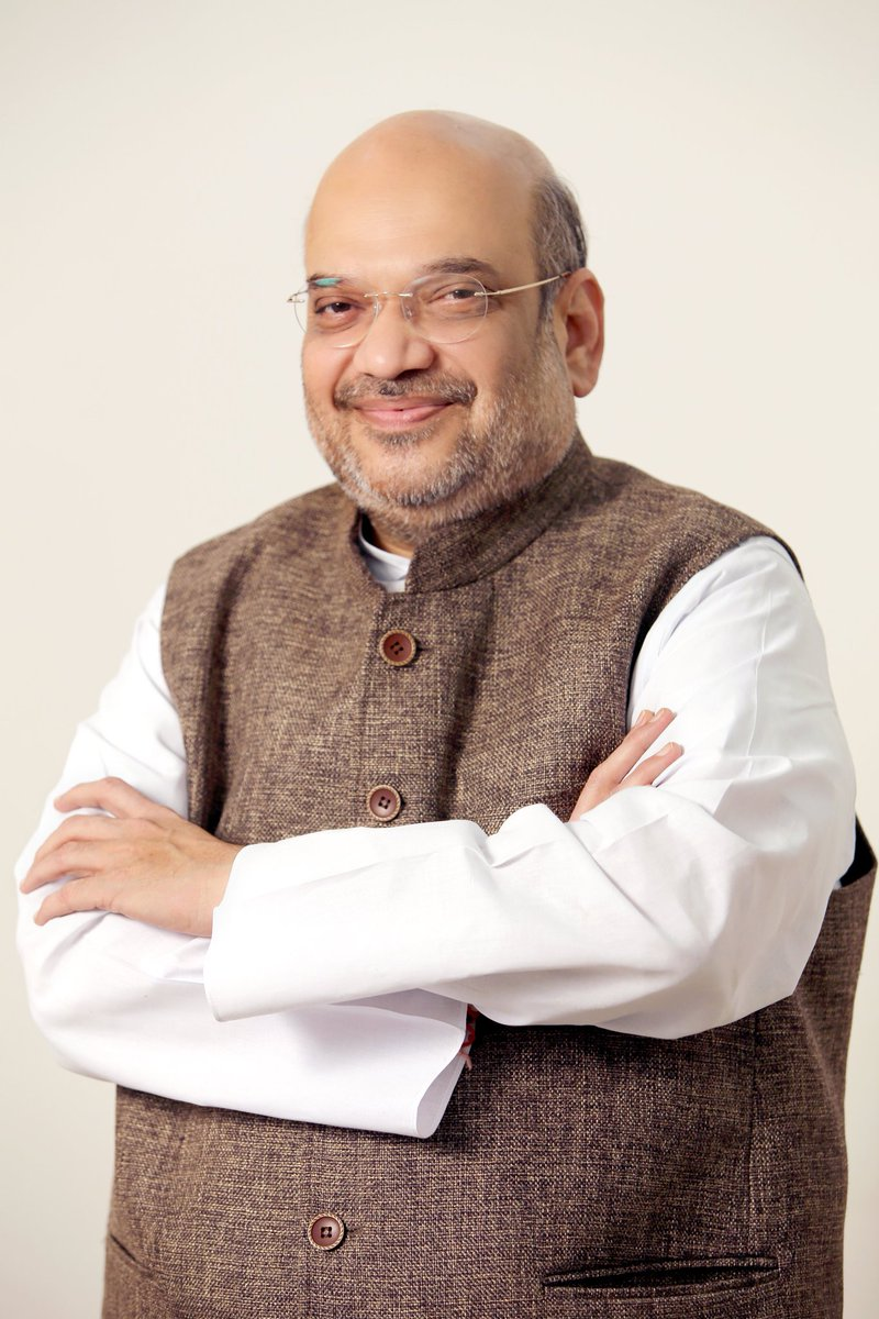 #Happybirthday toHon&#39;bleNational president of@BJP4India,shri @AmitShah Ji. May almighty bless u with great health and success @narendramodi<br>http://pic.twitter.com/09mpEaExI6