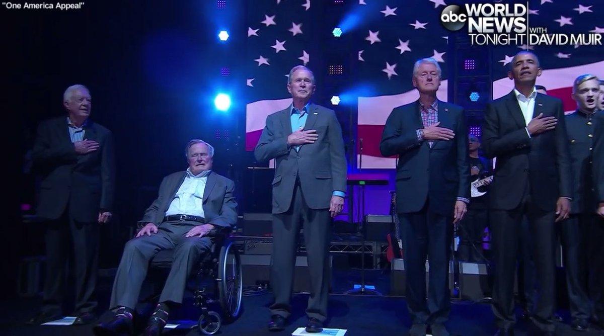 #21Oct DEBER SER Expresidentes de #USA a...