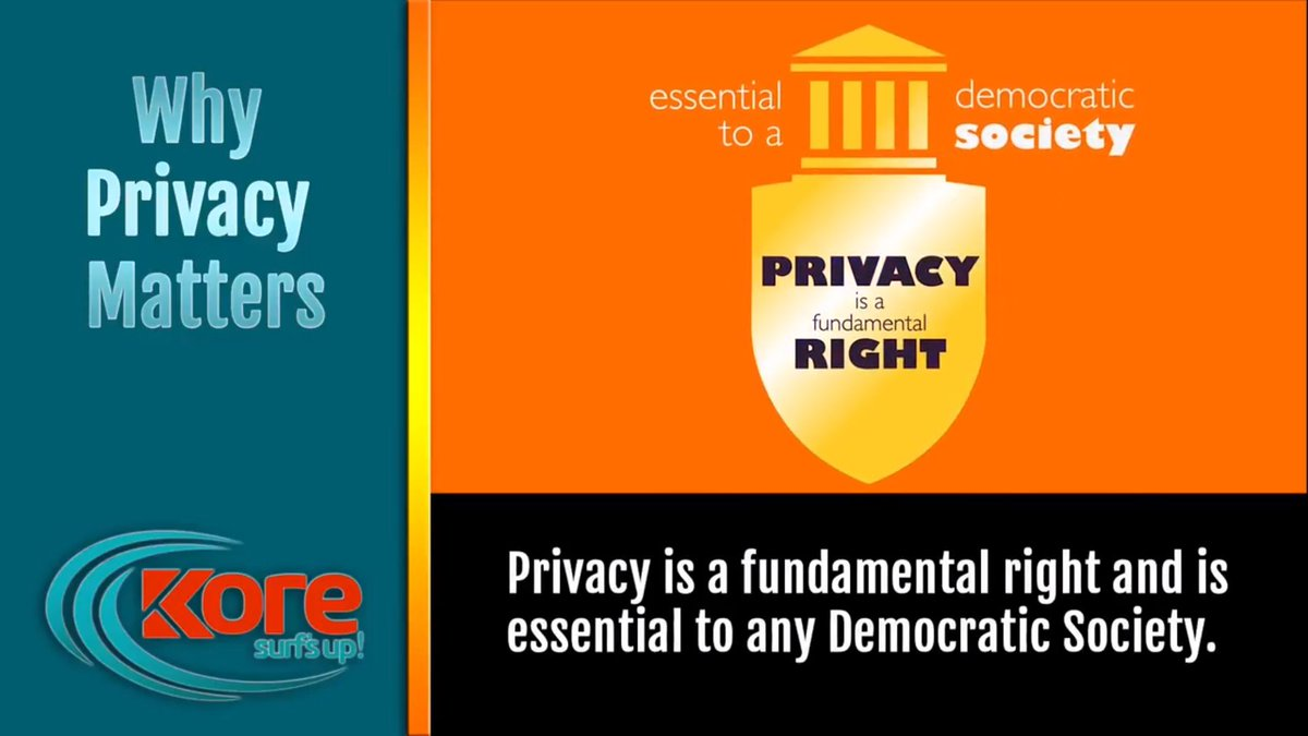 KORE Supports Privacy, Security, People of Brazil and this Video that is very well done! MikeMike #privacy #security  https://www. youtube.com/watch?v=lHM2Wf RFIk8 &nbsp; … <br>http://pic.twitter.com/mBfsL7WOoo
