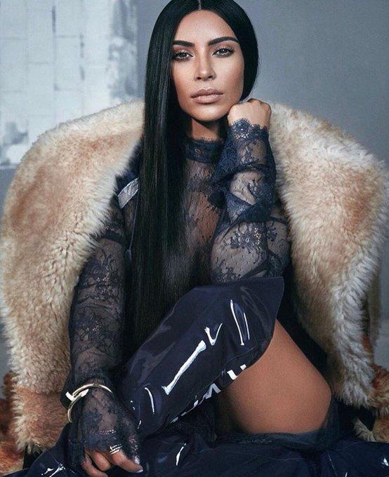 Happy Birthday Kim Kardashian West!