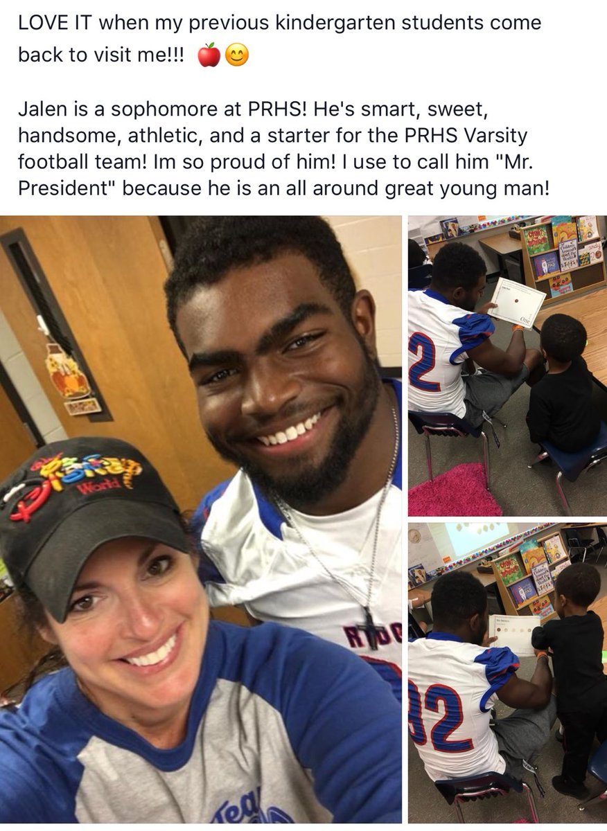 Pretty awesome to see the impact @IAmADiffMaker is having, sending @Ridgeathletics athletes back into the cluster schools! #Impact #OneRidge<br>http://pic.twitter.com/Mh2vSEgA13