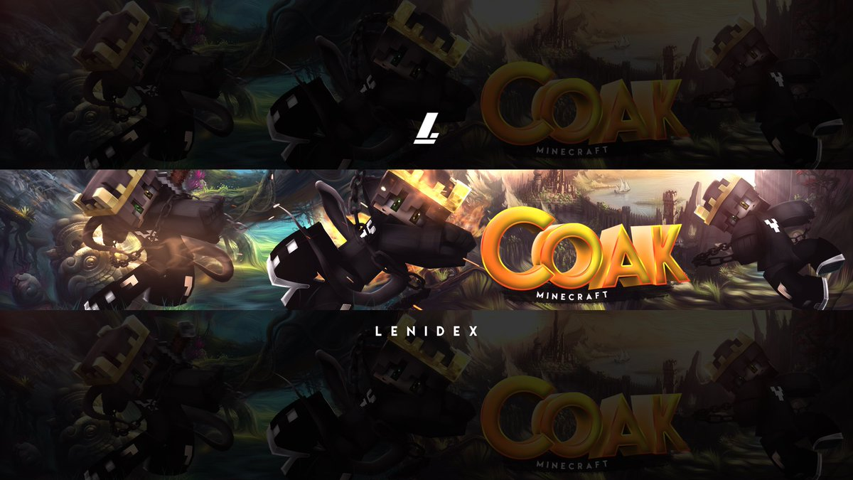 new comission banner for: @CoakPvP  support and ops? sorry for the delay #RTs and #Likes : its motivates me <br>http://pic.twitter.com/YKADUhBE2A