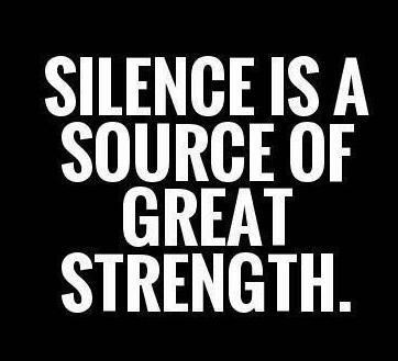 Be #Entrepreneurs  Be #silent  Be #intuitive Be #Creative  Strength is to overcome obstacles one by one wt silence #ThinkBIGSundayWithMarsha<br>http://pic.twitter.com/RsTNFxYdIa
