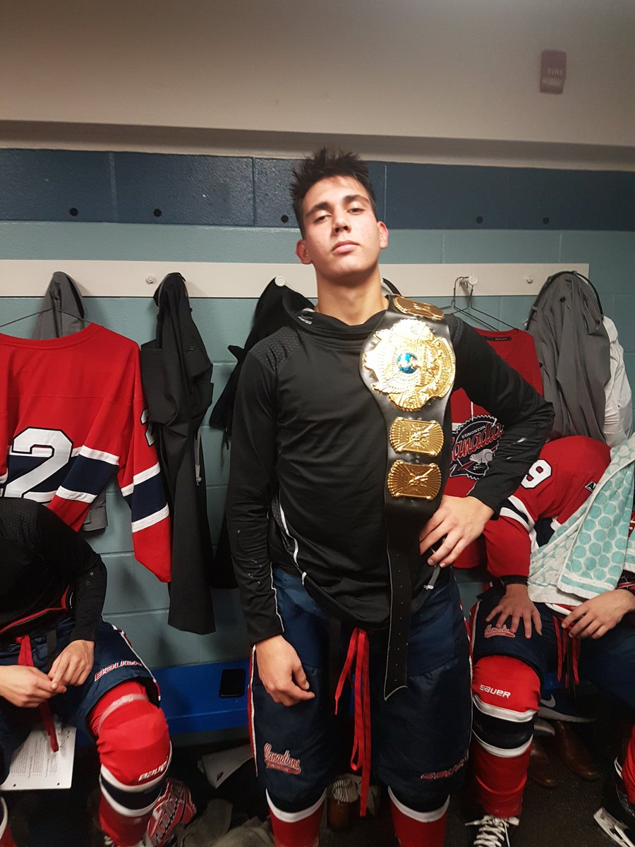 Big 4 -3 win tonight for @CACGregg @cac_hockey , boys showed lots of character, warrior of the game schols, #process #grit<br>http://pic.twitter.com/wtG3scN74e