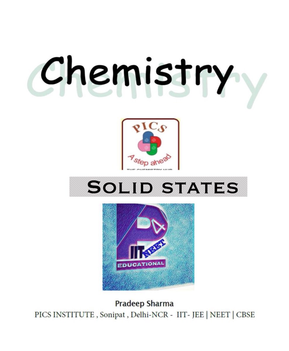 "#Notes of ""#Solid #state"" class XII is now on our , Exclusive #Notes #channel - PICS EDUPLEX  Link is -  https:// youtu.be/7TWM36x5kHk  &nbsp;  <br>http://pic.twitter.com/b0OuoBfLls"