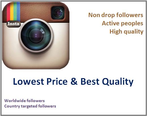Today&#39;s price list! Check out  http:// sumo.ly/G8Gk  &nbsp;    Worldwide #InstagramFollowers 2,000 Followers $6 10,000 Followers $27 50,000 Followers $135 100,000 Followers $350  USA #Instagram Followers 5,000 followers $20 10,000 followers $35 15,000 followers $50 20,000 followers $70 <br>http://pic.twitter.com/OIWqzyhAob