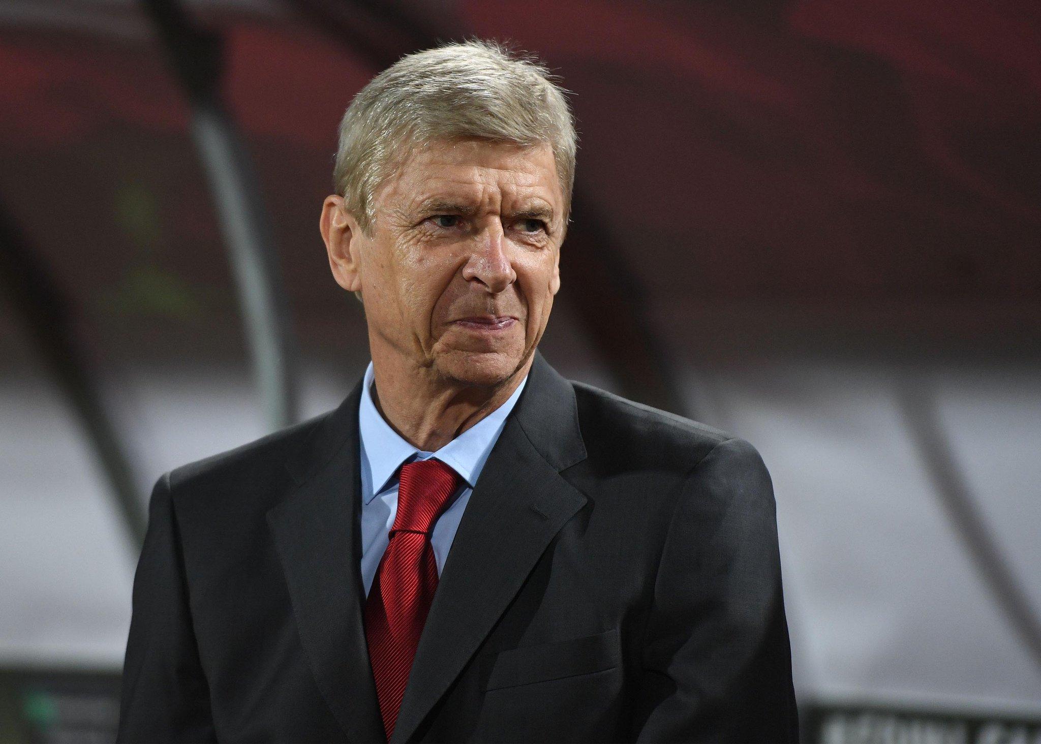Arsène Wenger turns 68 today - happy birthday boss�� https://t.co/S5SBYfdGAr