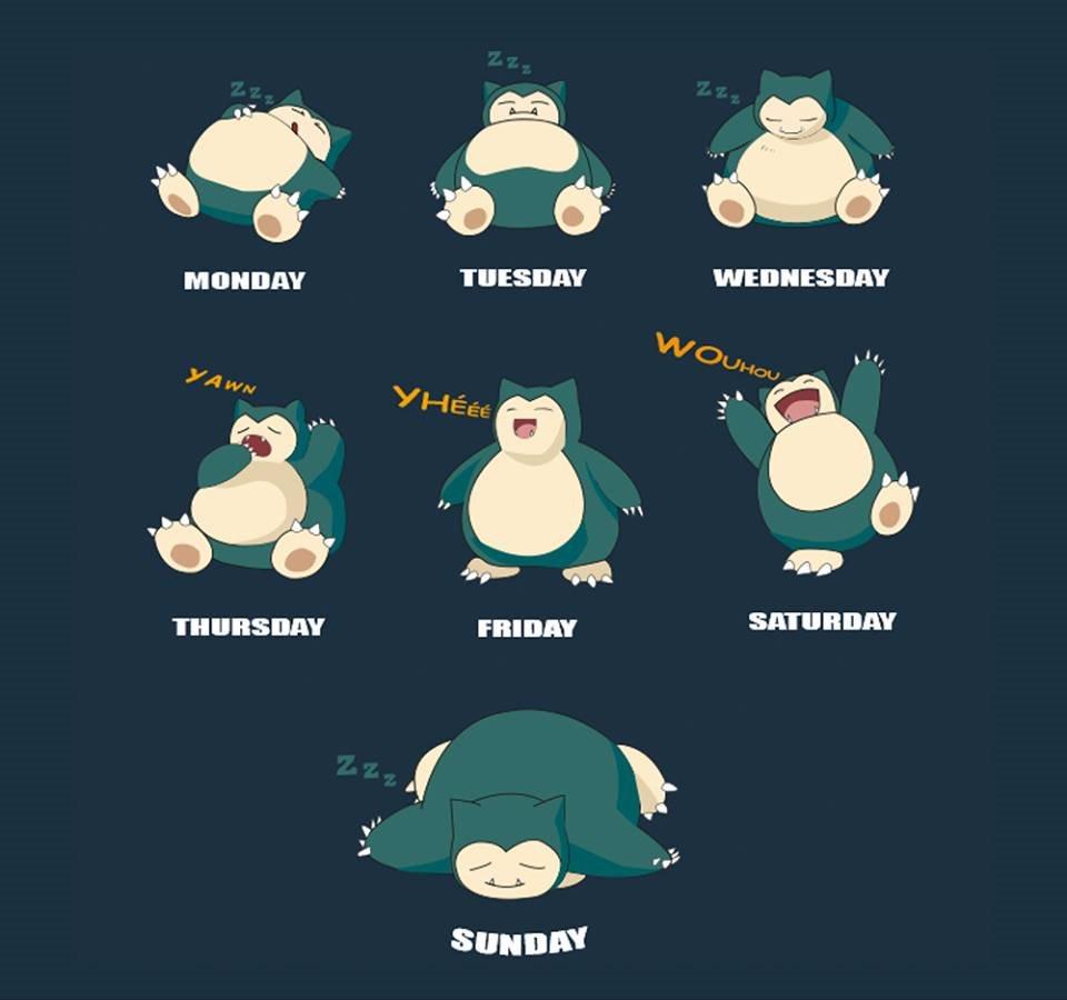 Everyday #mood #snorlax #pokemon #zzz #Yawn #TeamSupStreamers #SupportSmallStreamers #eplays #streamersitalia<br>http://pic.twitter.com/tn1PxYKQIZ