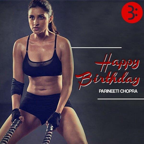 Bodycare wishes Parineeti Chopra a Very Happy Birthday!