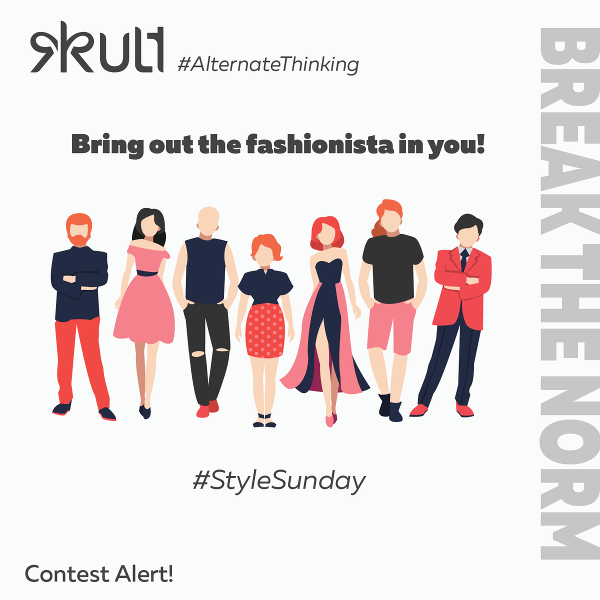 #Fun is never ending! #SundayFunday Lets make it about you this time with #StyleSunday #contest starts tomorrow! #ContestAlert #BreakTheNorm<br>http://pic.twitter.com/a2tPTCsHwt