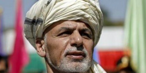 Ghani Visits #Paktia After Last Week's Deadly Attack On Police HQ #Afghanistan https://t.co/1mCvx5HKIj