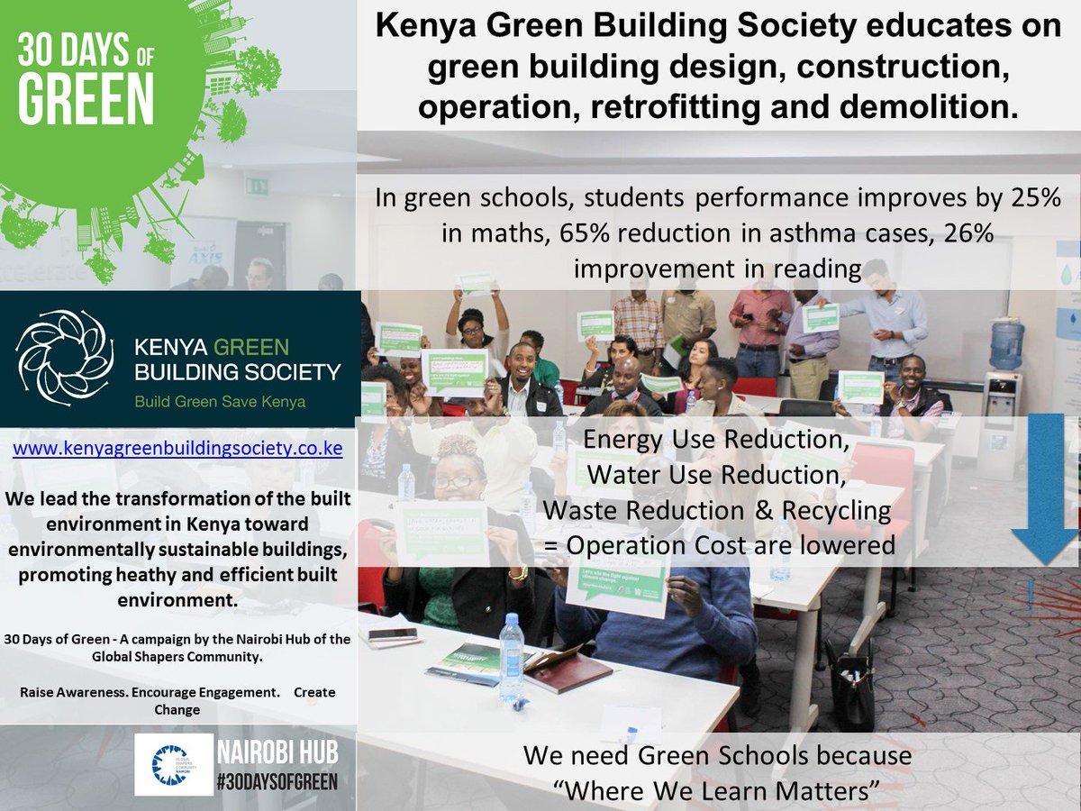 #green #schools improve #educational &amp; #health outcomes for #children @infoKGBS @WorldGBC @unicef #30DaysOfGreen<br>http://pic.twitter.com/XesY6AY1vi