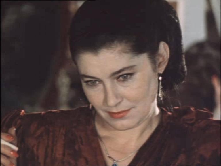 говорухин прокомментировал уход из жизни актрисы заклунной