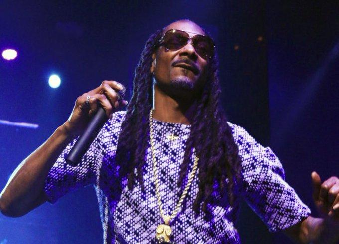 Happy Birthday Snoop Dogg! Celebrities Wish Calvin Cordozar A Criptacular Cirthday -