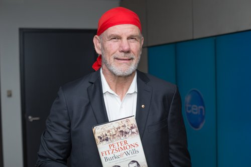 It's @Peter_Fitz here to chat about his new book! #TheProjectTV
