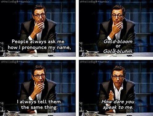 Happy 65th birthday to the god Jeff Goldblum