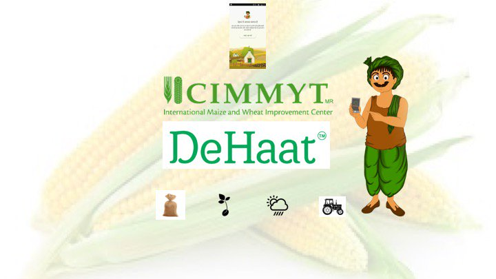 Proud moment 4 @DeHaatTM to #collaborate with @CIMMYT for #scaling #agri #services to #small #landholders in #Bihar #AgTech #ICT<br>http://pic.twitter.com/kTKOn3bOum