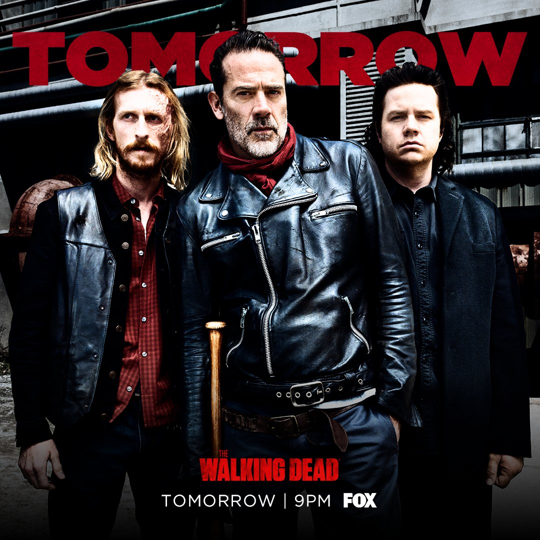 It's. Almost. Here. #TheWalkingDeadUK https://t.co/yDqSYKc3Mo