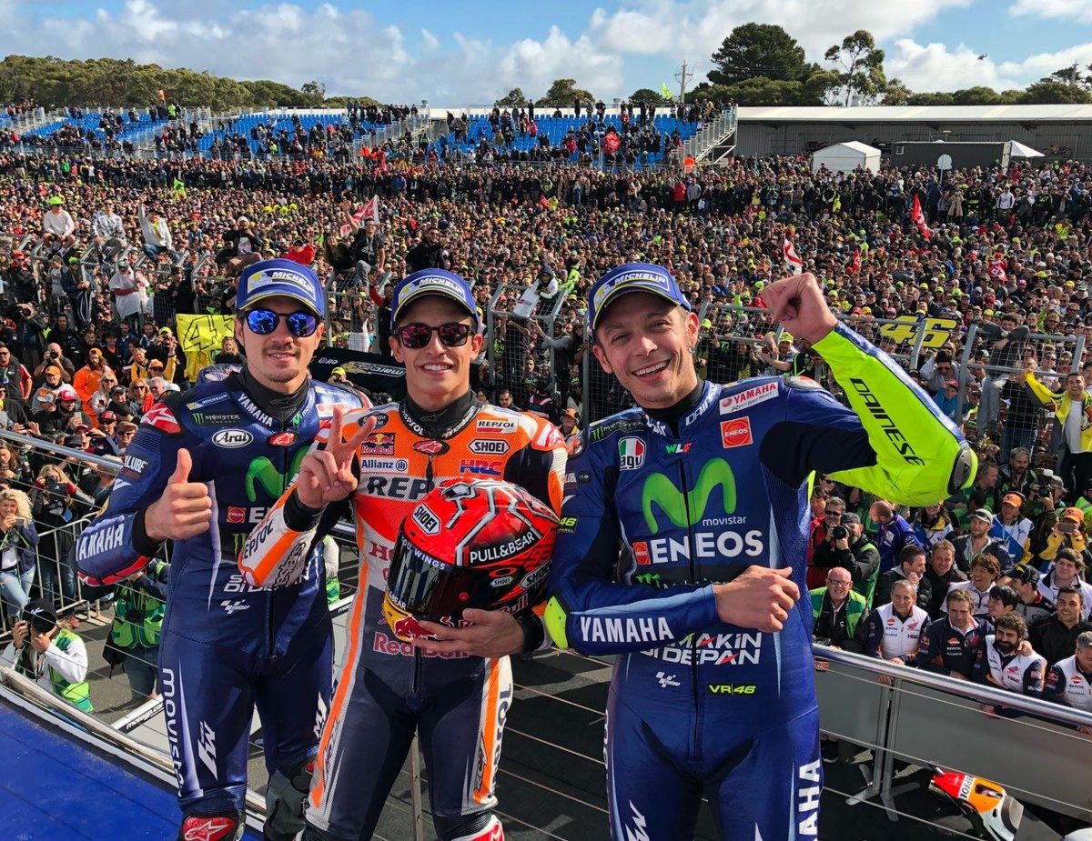 Jadwal MotoGP Malaysia 2017, Ini Hitung-hitunganMarquez Juara Dunia
