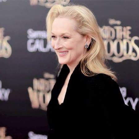 &#39;She&#39;s the kind of queen that she knows her crown isn&#39;t on her head but in her soul.&#39; - Adrian Michael #MerylStreep <br>http://pic.twitter.com/mqT3uMgm0y