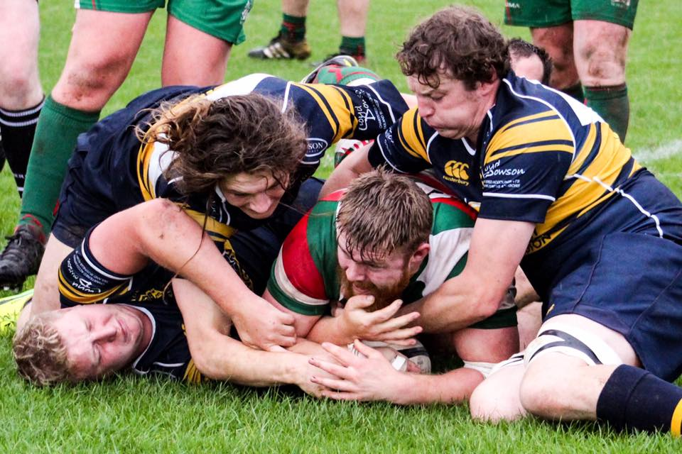 Photos from yesterday 10-28 defeat against @BridRUFC #rugbyfamily #GoWest #ofcourseitwasatry  https://www. facebook.com/westhartlepool rfc/posts/1717644811601275 &nbsp; … <br>http://pic.twitter.com/ddKvqHi2q1
