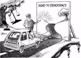 Road to democracy https://t.co/oTAnfO73N...