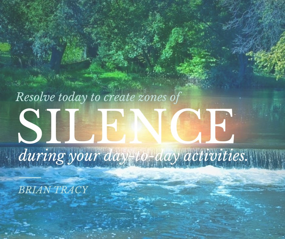 Do you give yourself #silence during your day? #goals<br>http://pic.twitter.com/VXHGfkKwj9