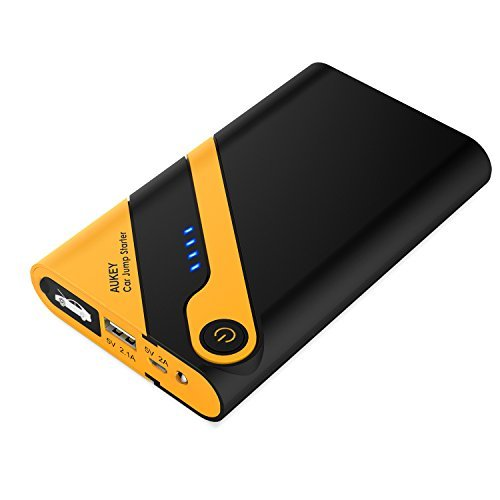 #AUKEY #Jump #Starter with #400A #PEAK #Current &amp; #6000mAH #Portable #Charger for Car #Battery, ... -  http:// bit.ly/2gC3mMb  &nbsp;  .  #*More<br>http://pic.twitter.com/UIuCNjI2uY